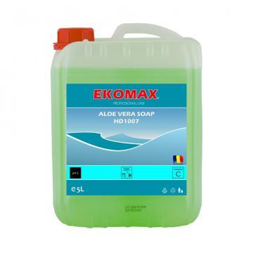 Sapun lichid canistra 5 litri Aloe Vera Soap de la Ekomax International Srl