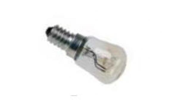 Bec pentru cuptor cu microunde E14, 220-240V, 15W