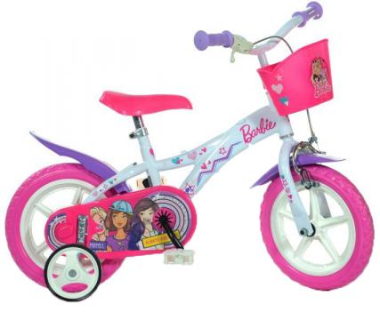 Bicicleta copii 12 - Barbie de la A&P Collections Online Srl-d