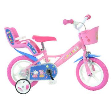 Bicicleta copii 12'' - Purcelusa Peppa de la A&P Collections Online Srl-d