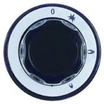 Buton robinet de gaz cu flacara de aprindere 70 mm