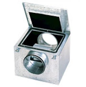 Ventilator cu cabina acustica CAB-250/180