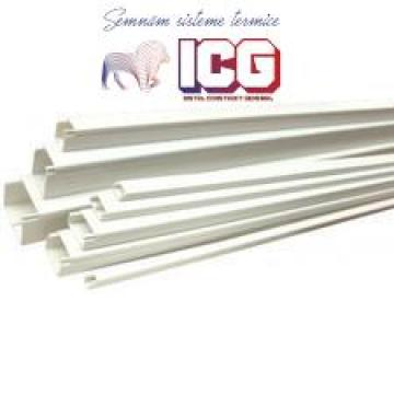 Canal cablu 12x12 adeziv 2ml de la ICG Center