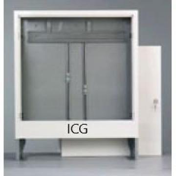 Caseta montaj ingropat pentru distribuitor 960/700-800/120 de la ICG Center