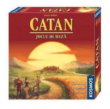 Joc Catan - jocul de baza