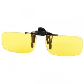 Clipsuri pentru ochelari NightView Clip Ons de condus noapte