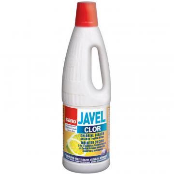Detergent imbunatatit cu clor Sano Javel (1litru)