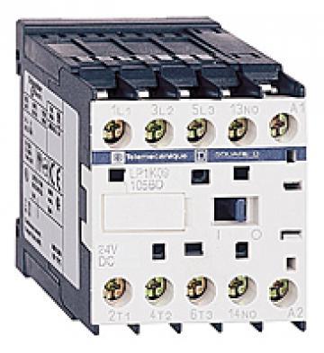 Contactor 4kW/400V, 220/230V 50/60Hz Schneider de la Kalva Solutions Srl