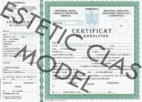 Curs de calificare Cadru tehnic cu atributii in domeniul PSI de la Estetic Clas Tg Mures