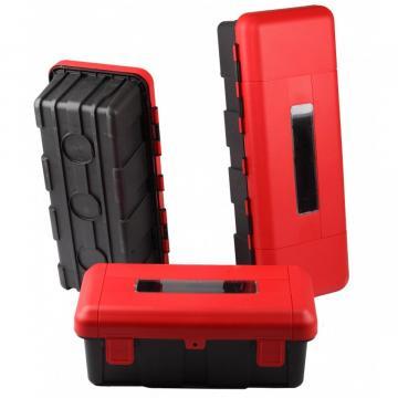 Cutie plastic (PVC) pentru stingator de 6 kg - Regon de la Sirius Distribution Srl