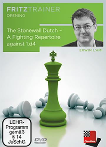 DVD sah, The Stonewall Dutch - A Fighting Repertoire against de la Chess Events Srl