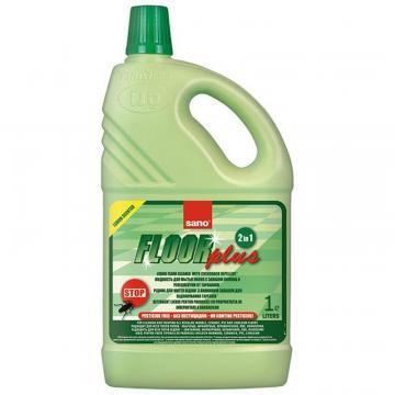 Detergent pardoseli Sano Floor Plus - anti insecte (1litru)
