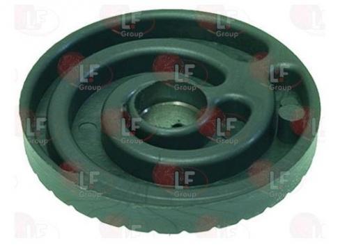 Disc plastic cu excentric Sirman 82 mm de la Kalva Solutions Srl