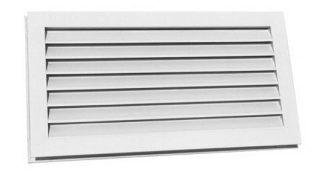 Grila usa Door transfer grid TR 600x200mm