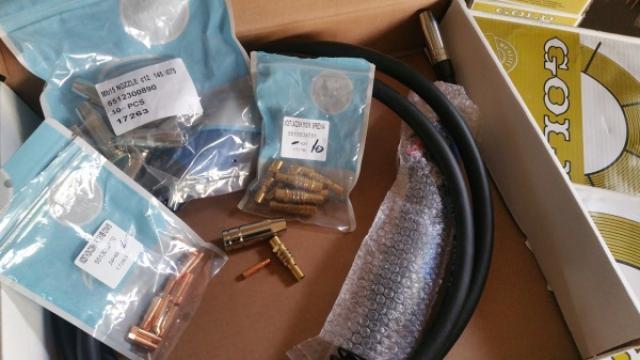 Duza contact pistol 15A 0.8-1.0-1.2 de la Tehnic Depo Srl