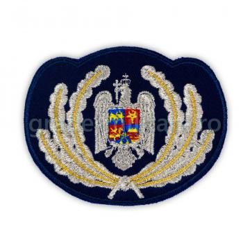 Emblema coifura Ofiteri Jandarmeria Romana de la Hyperion Trade