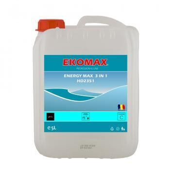 Gel mixt 3 in 1 piele sensibila canistra 5 litri Energy Max de la Ekomax International Srl