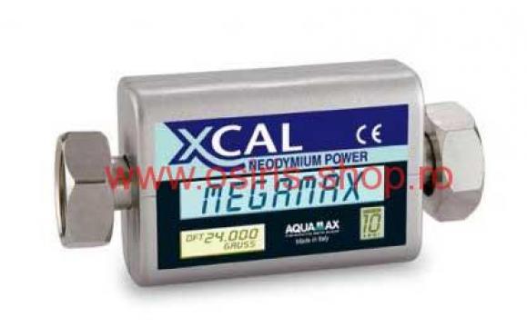 Filtru magnetic XCAL Megamax