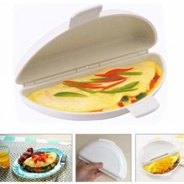 Forma pentru preparare omleta la microunde Perfect Omelet de la Startreduceri Exclusive Online Srl - Magazin Online - Cadour
