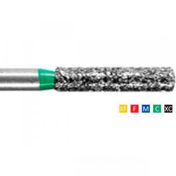 Freze dentare diamantate Flat End Cylinder 111 F