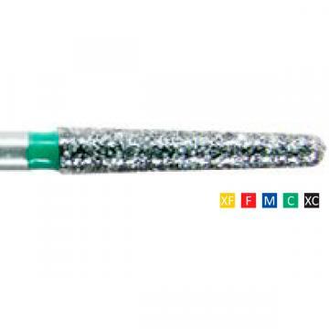 Freze dentare diamantate Round End Taper 199 F
