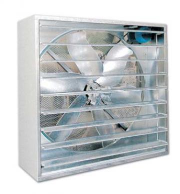 Ventilator axial cu diametru mare HGI-100-T-0.5 de la Ventdepot Srl