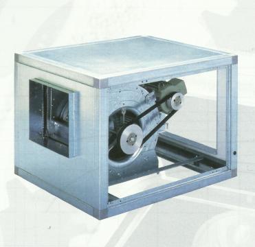 Ventilator centrifugal debit CVTT 7/7 with motor of 0.18kw