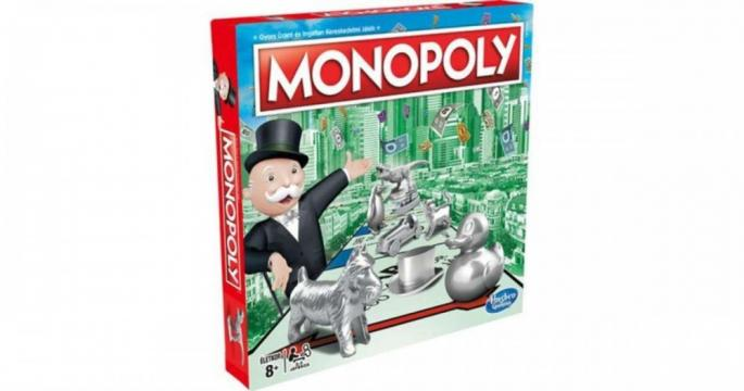 Joc Monopoly Hasbro de la Pepita.ro