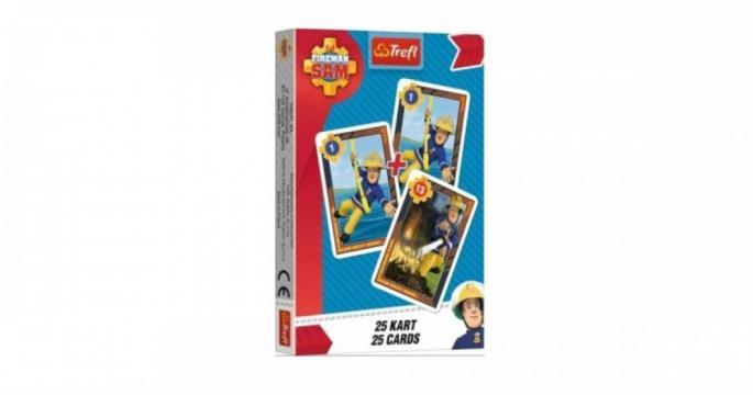 Joc de carti Pacalici Pompierul Sam de la Pepita.ro