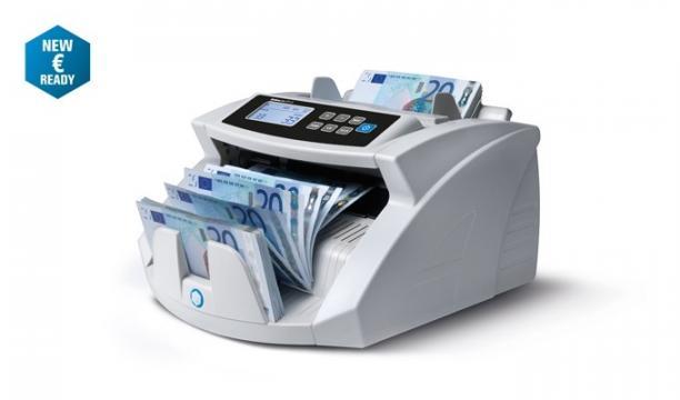 Masina de numarat bancnote Safescan 2210 de la Fiscal Systems