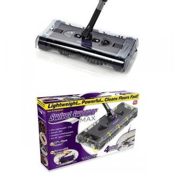 Matura rotativa electrica fara fir Swivel Sweeper Max Techno