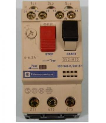 Motor starter Telemecanique GV2 M10-C