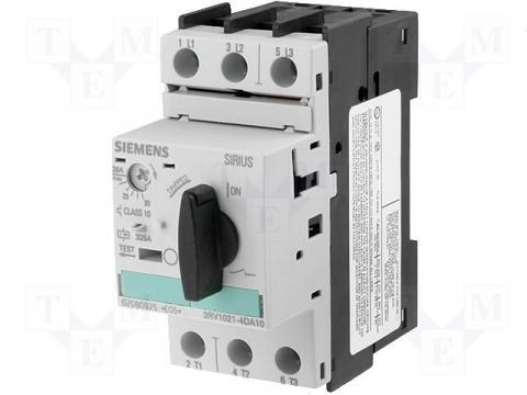 Motorstarter/disjunctor Siemens 3RV1021-4DA10