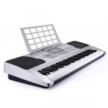 Orga muzicala electronica cu 61 de clape XY-329, ecran LCD