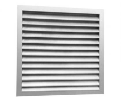 Grila exterior Outdoor grid wit wire mesh 400x200mm