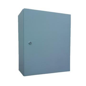 Panou metalic D:30x35x15 cm, culoare gri, IP54
