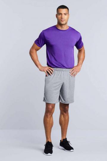 Pantaloni scurti Performance Adult Shorts with Pocket de la Top Labels