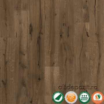 Parchet triplustratificat stejar Porto Grande Scurt 14 mm de la Altdepozit Srl