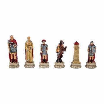 Piese sah din Ceramica - Imperiul Roman de la Chess Events Srl