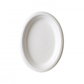 Platou oval biodegradabil de la GM Proffequip Srl