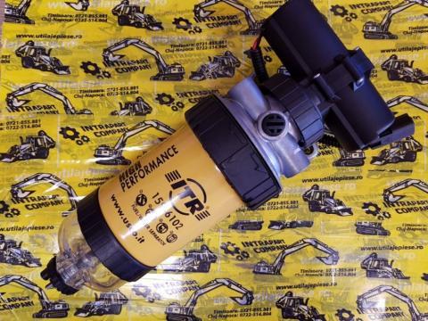 Pompa combustibil buldoexcavator CAT 428,432 3491063 de la Intrapart Company Srl