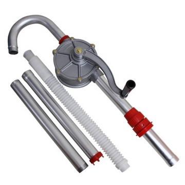 Pompa manuala rotativa pentru transfer ulei, combustibil de la On Price Market Srl