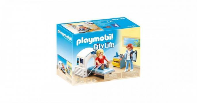 Jucarie radiolog Playmobil 70196