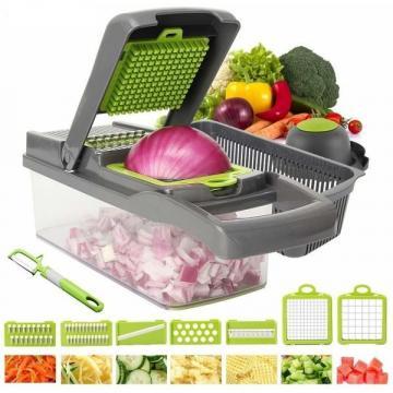 Razatoare multifunctionala pentru legume cu 7 cutite de la Startreduceri Exclusive Online Srl - Magazin Online - Cadour