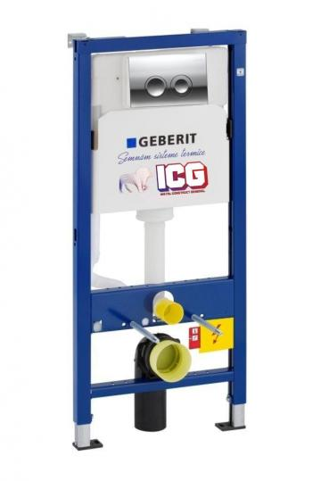 Rezervor wc ingropat Geberit cu clapeta de la ICG Center