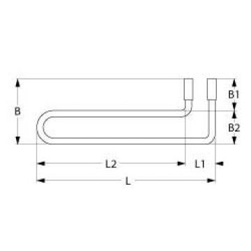 Rezistenta degivrare 150W, L=190mm