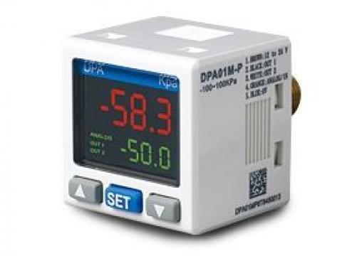 Senzor de presiune Delta DPA10P-P 10bar/4-20mA de la Lax Tek