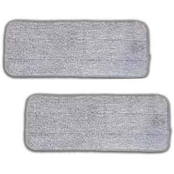 Set 2 rezerve lavete microfibra pentru mop plat