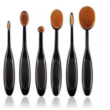 Set 6 pensule ovale profesionale pentru make-up de la Startreduceri Exclusive Online Srl - Magazin Online - Cadour