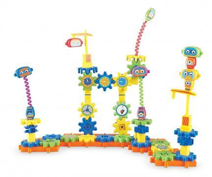 Joc set de constructie - Gears! Fabrica de robotei de la A&P Collections Online Srl-d